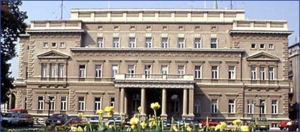 Stari Dvor Grad Beograd