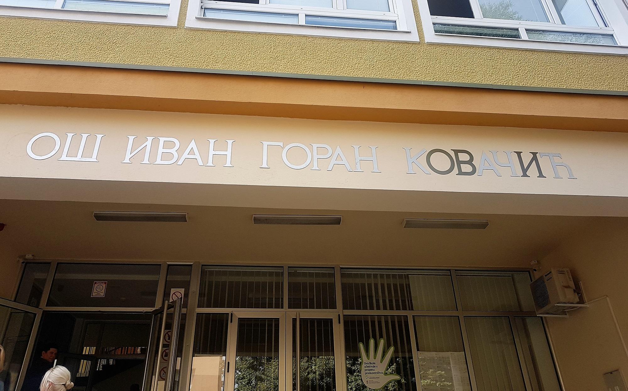 Bezbednost U Zoni Skola Na Najvisem Nivou Grad Beograd